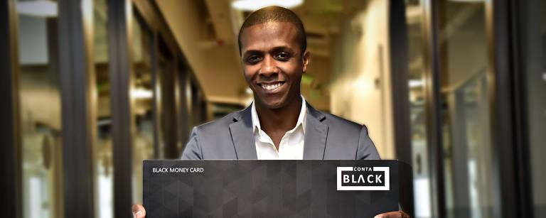 Sergio All, fundador da Conta Black