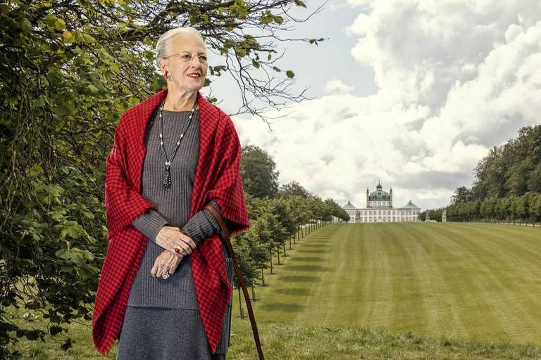 Margarida 2ª, rainha da Dinamarca desde 1972