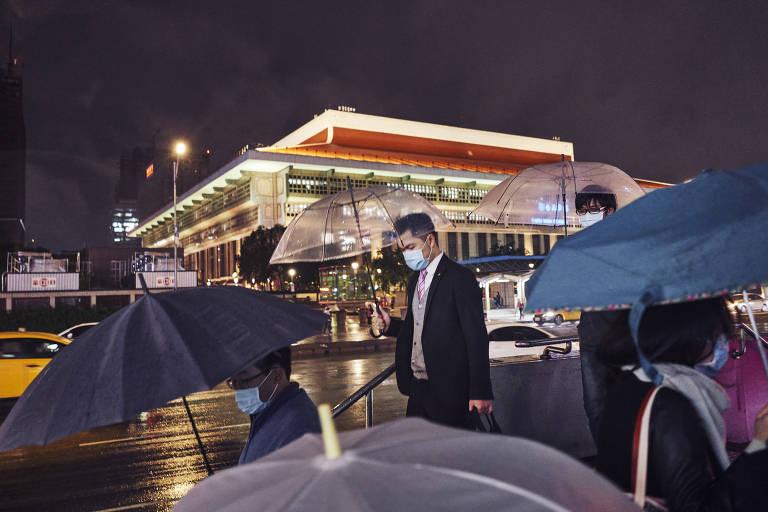 Como Taiwan pretende se conservar quase livre da Covid-19
