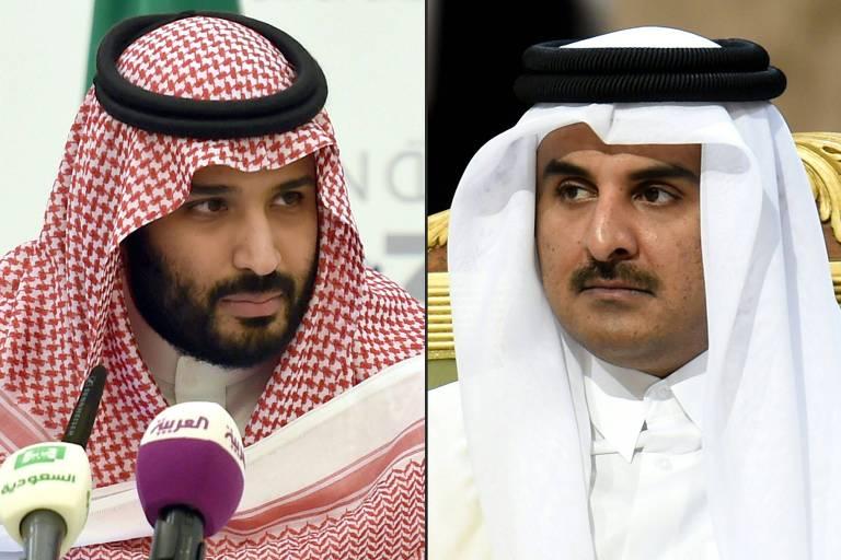 Arábia Saudita retoma relações com Qatar em nova mediação de Trump