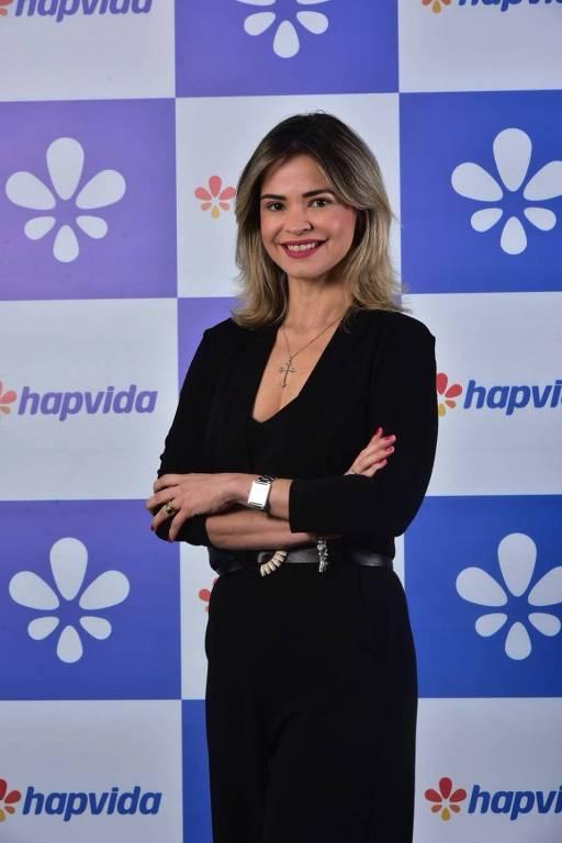 Jaqueline Sena, superintendente do plano odontológico Hapvida