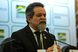 Coletiva Ministério da Saúde Atualização da Pandemia