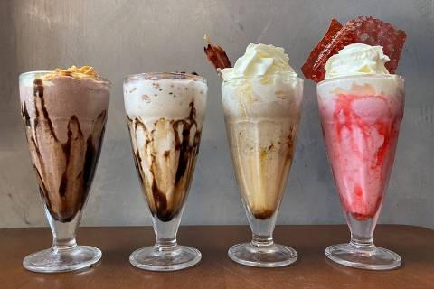 Hamburgueria Nope lança festival de milk-shake para o verão