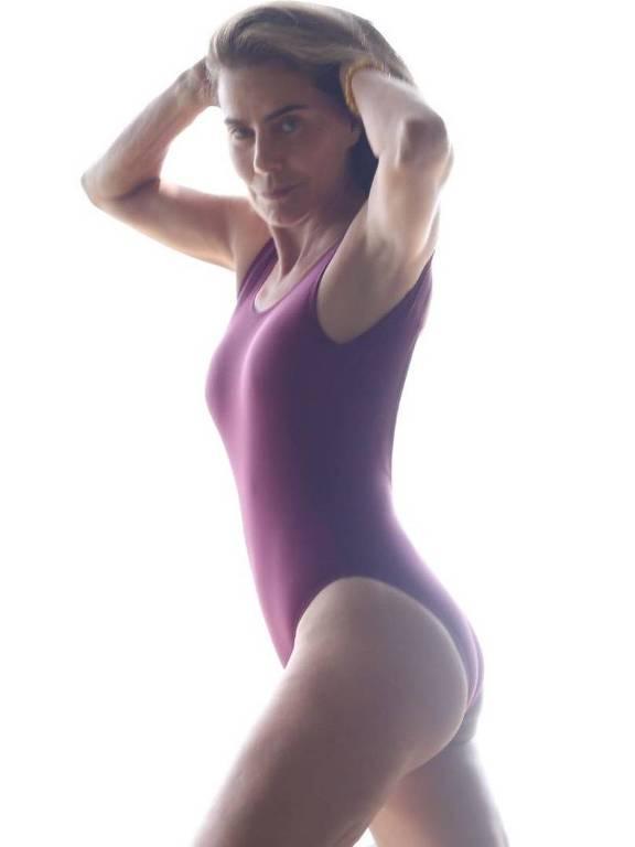 A atriz Maitê Proença