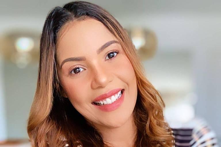 Cantora gospel Amanda Wanessa sofre acidente e é internada em hospital no Recife