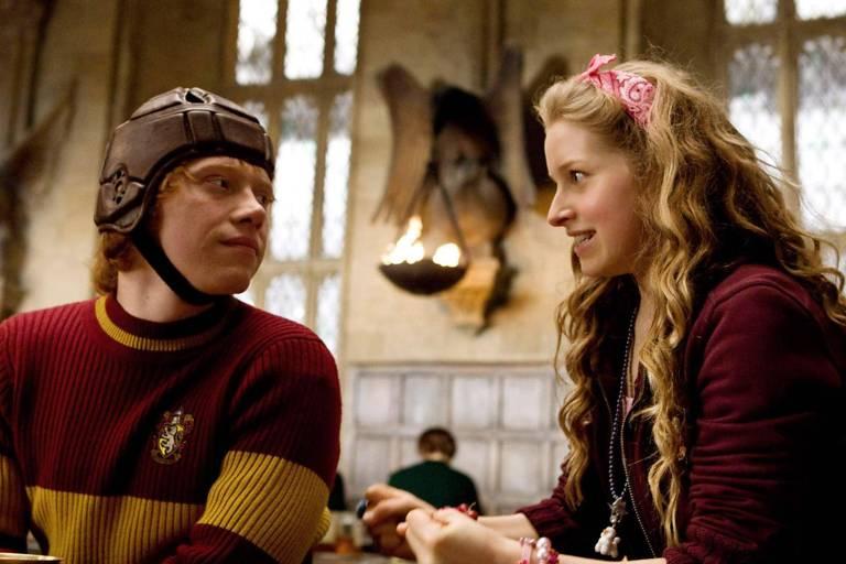 Jessie Cave, atriz de 'Harry Potter', tem filho de 3 meses internado com Covid