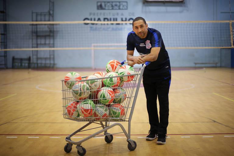 Eleito o melhor jogador de vôlei da Olimpíada do Rio, Serginho agora busca trajetória como dirigente