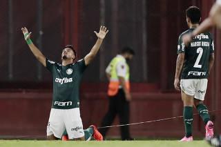 Copa Libertadores - Semi Final - First Leg - River Plate v Palmeiras