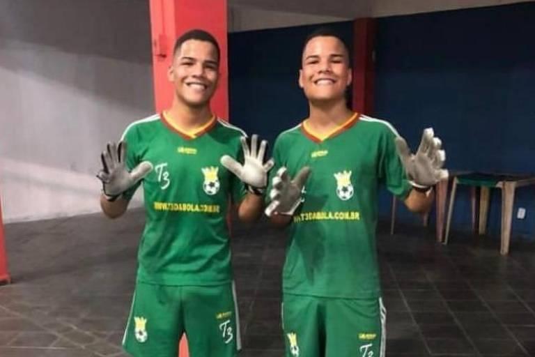 Gêmeos de 21 anos morrem afogados na praia do Rio; Flamengo fará homenagem