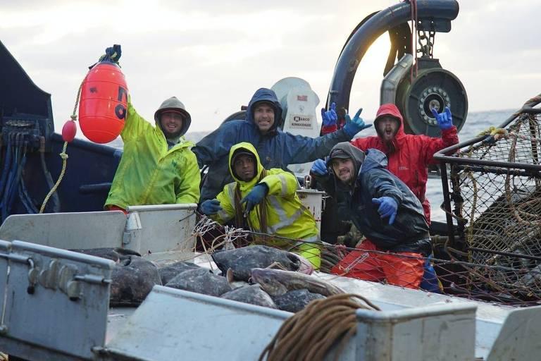 Imagens do programa Pesca Mortal