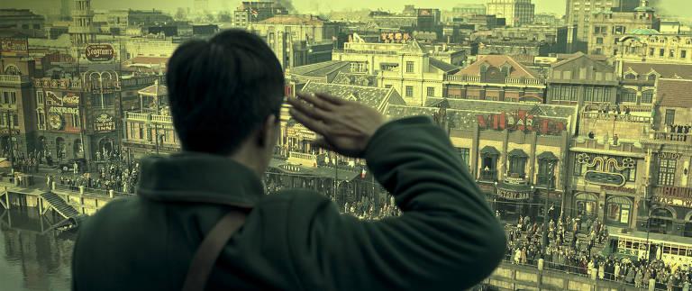 Confira cenas do filme 'The Eight Hundred'