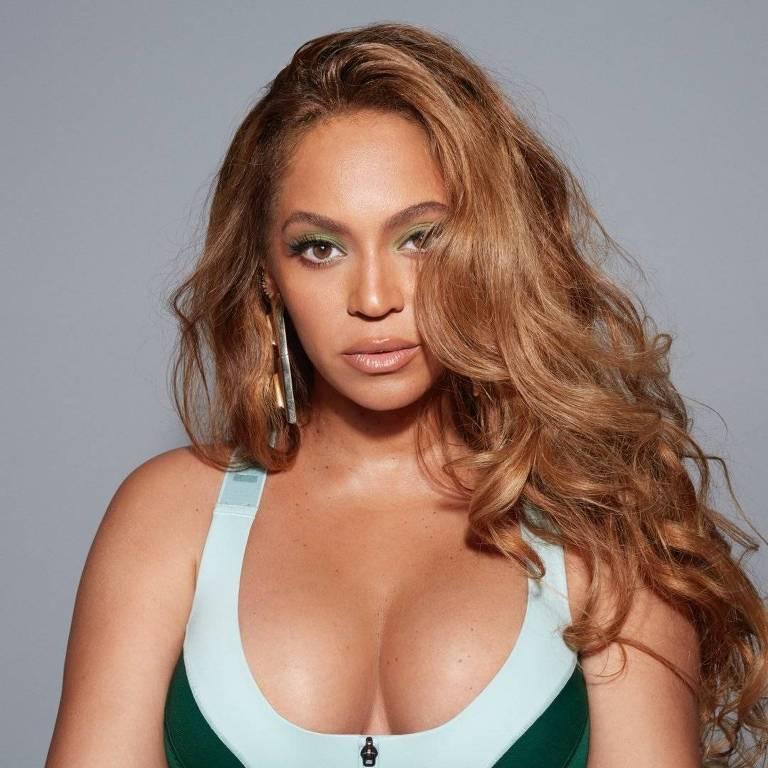 Imagens da cantora  Beyoncé