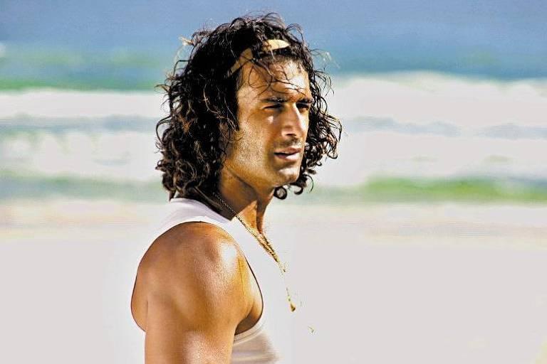 O ator Marcos Pasquim em cena da novela 'Kubanacan', da Rede Globo