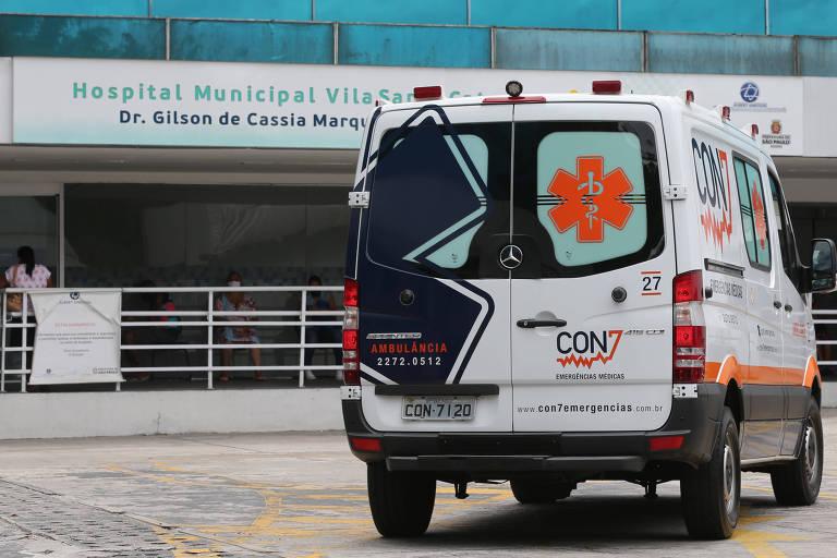 Zona sul da cidade de São Paulo tem seis dos dez distritos com mais casos de Covid