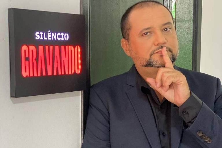 Geraldo Luís, apresentador