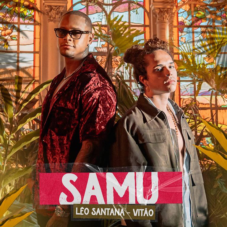 Leo Santana e Vitão lançam a música 'Samu'