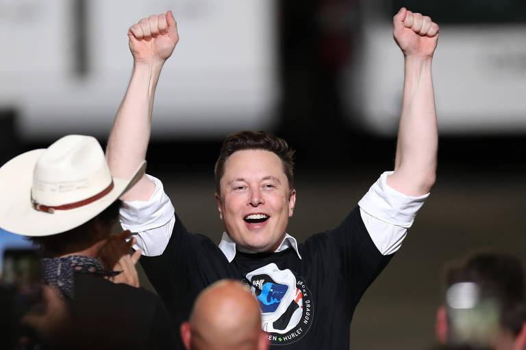 Elon Musk ultrapassa Bezos e se torna o homem mais rico do mundo