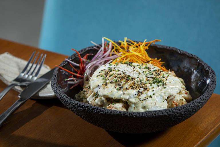 Imakay faz fusão de sabores do Japão e Peru