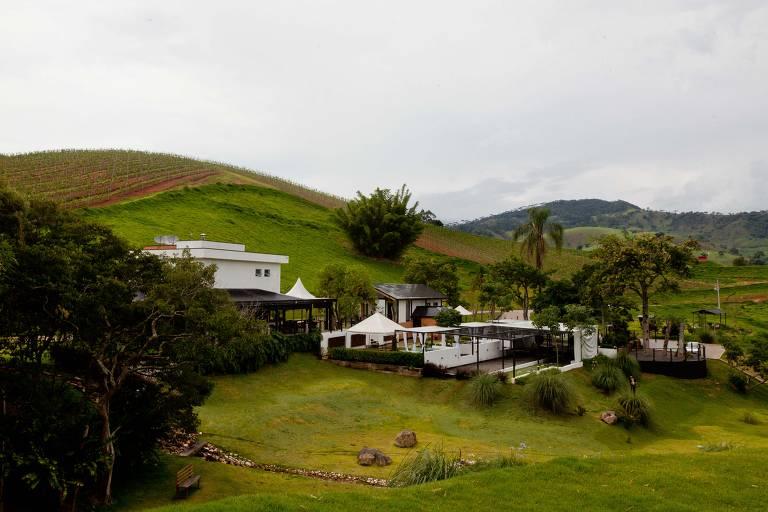 Serra da Mantiqueira tem rota de vinícolas abertas a visitas e degustações