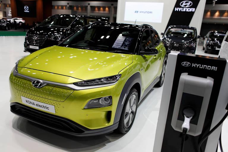 Hyundai diz que negocia com Apple para parceria de veículos elétricos