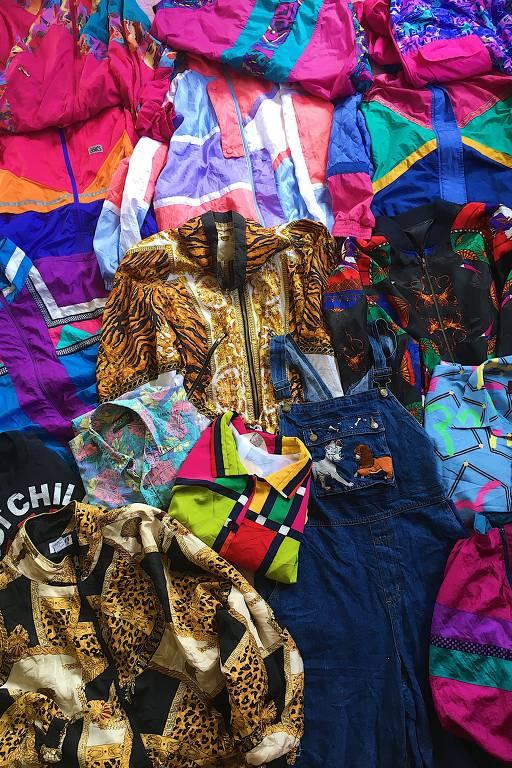 Jaquetas do brechó online Cave Carimpo