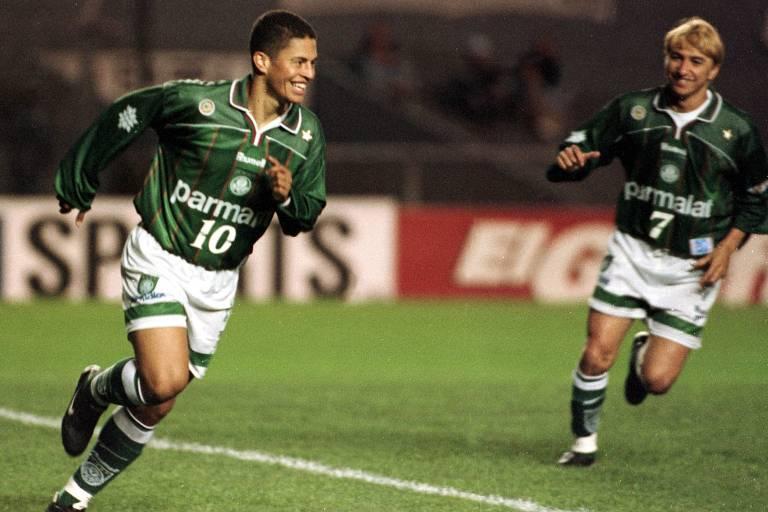 A carreira de Alex, ídolo de Palmeiras e Cruzeiro
