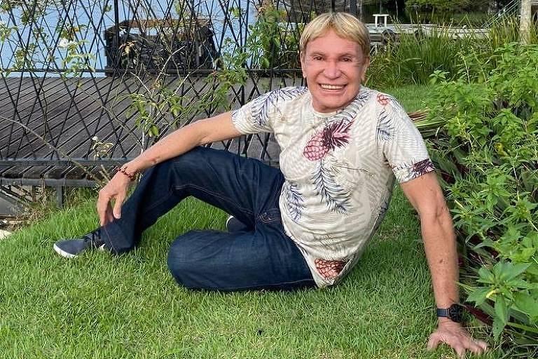 Zezinho Correa, vocalista do grupo Carrapicho