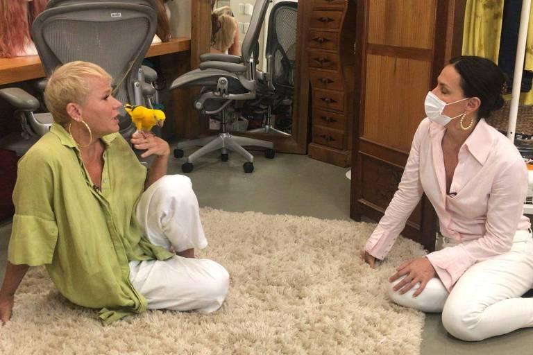 Xuxa diz que pode se mudar para a Itália após não renovar contrato com a Record