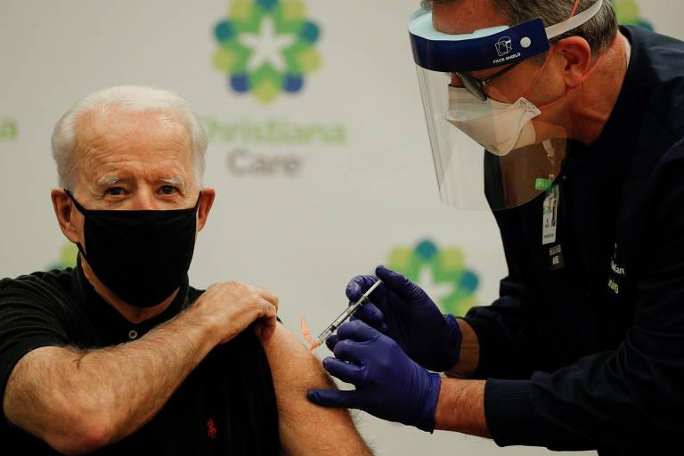 Veja presidentes e primeiros-ministros vacinados contra Covid-19