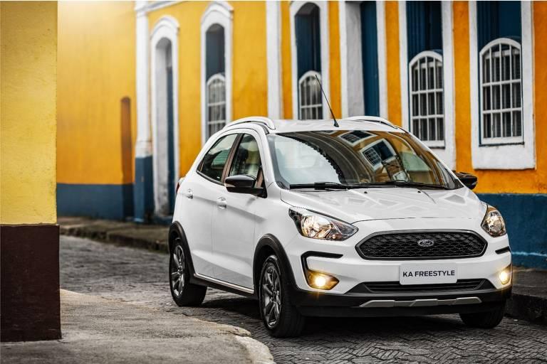 Veículos que deixarão de ser produzidos no Brasil pela Ford