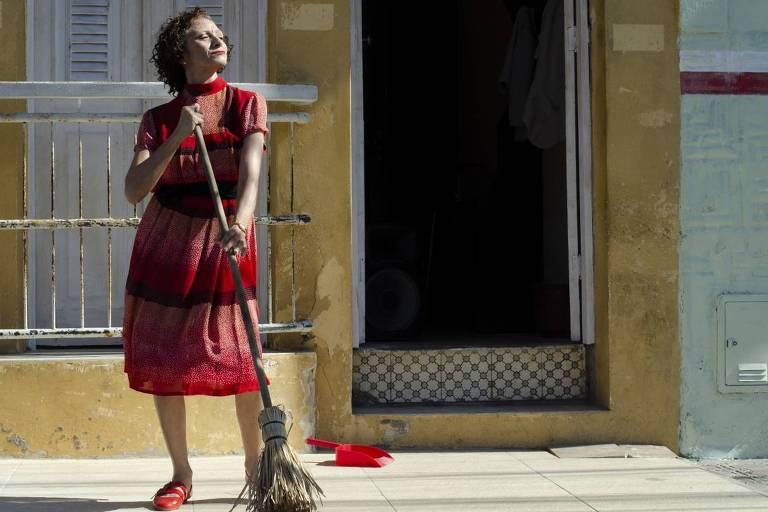 Marcélia Cartaxo no premiado filme 'Pacarrete'