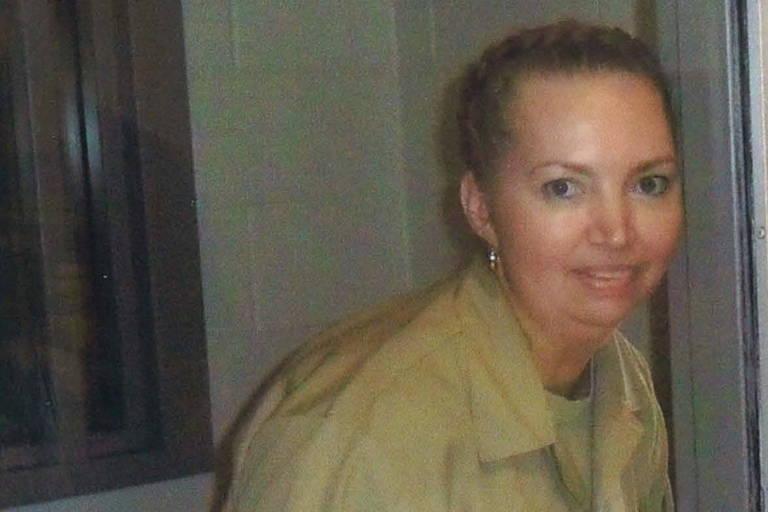 Lisa M. Montgomery, única mulher no corredor da morte federal nos EUA, em prisão no Texas