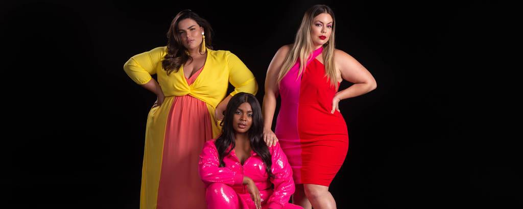 Mayara Russi, Nahuane Drumond e Fluvia Lacerda estreiam a segunda temporada de Beleza GG