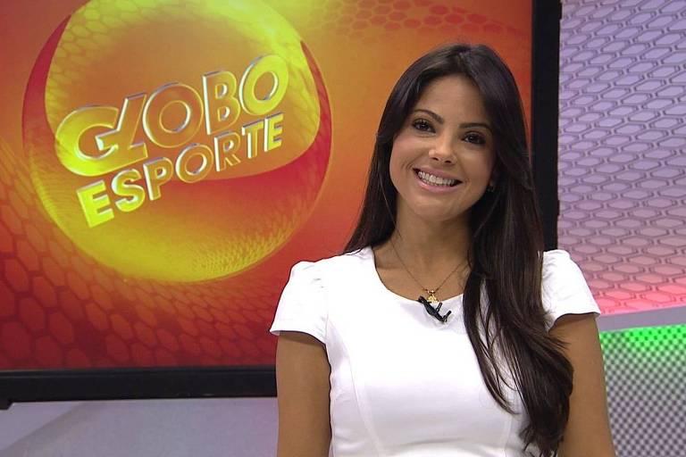 Carina Pereira, ex-apresentadora do Globo Esporte MG
