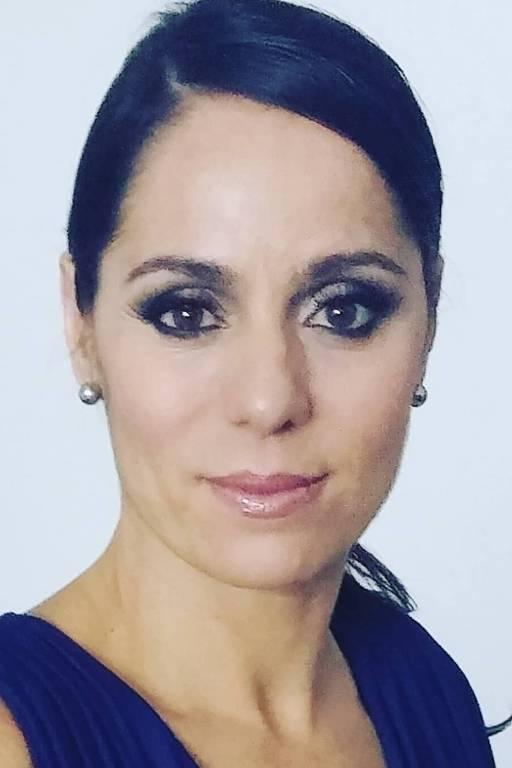 Imagens da atriz Cláudia Mauro
