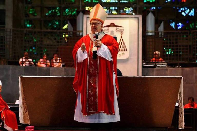 Dom Eusébio Scheid, cardeal e arcebispo emérito do Rio de Janeiro