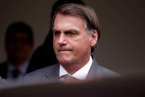 Se Deus quiser vou continuar meu mandato, afirma Bolsonaro