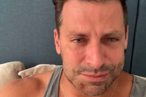 Ator Henri Castelli diz que foi 'covardemente' agredido com socos e chutes em Alagoas