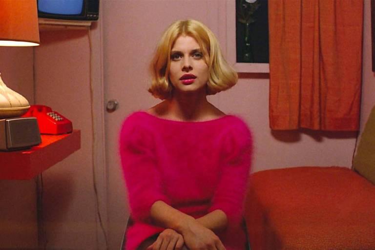 """Nastassja Kinski em cena de """"Paris, Texas"""" (1984), de Wim Wenders"""