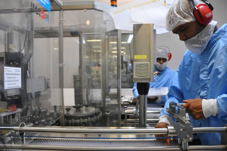 Fábrica onde Fiocruz produzirá a vacina de Oxford