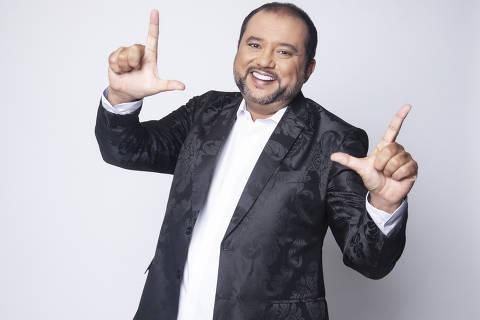 Geraldo Luis é  jornalista e apresentador