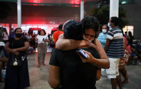 Amazonas diz que conseguiu oxigênio por mais 48h e suspende transferência de bebês