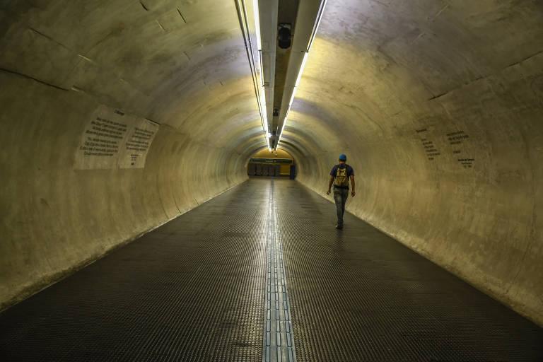 Número de passageiros no transporte publico no país cai devido à pandemia e afeta o setor