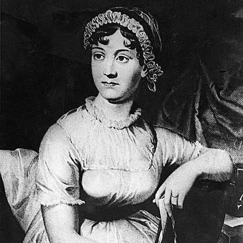 A escritora  inglesa Jane Austen. [FSP-Mais!-04.02.96]*** NÃO UTILIZAR SEM ANTES CHECAR CRÉDITO E LEGENDA***
