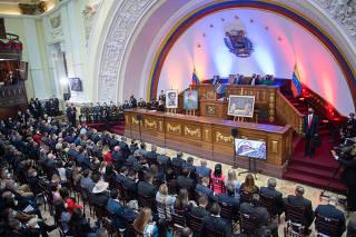 VENEZUELA-CARACAS-MADURO-MENSAJE ANUAL