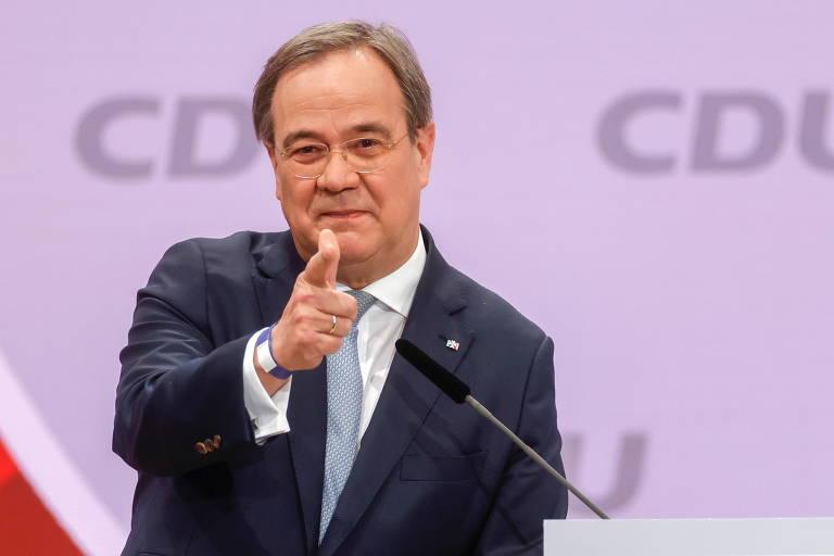 Partido de Merkel escolhe líder que promete manter sua linha de centro