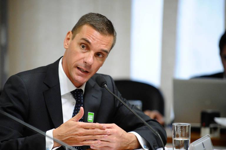 André Brandão, presidente do Banco do Brasil
