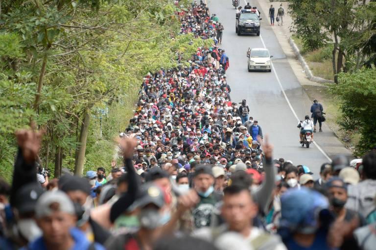 Biden elimina os acordos de Trump para expulsar refugiados