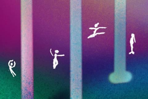 Ilustração da coluna de Claudia Tajes, edição de 18.jan.2012