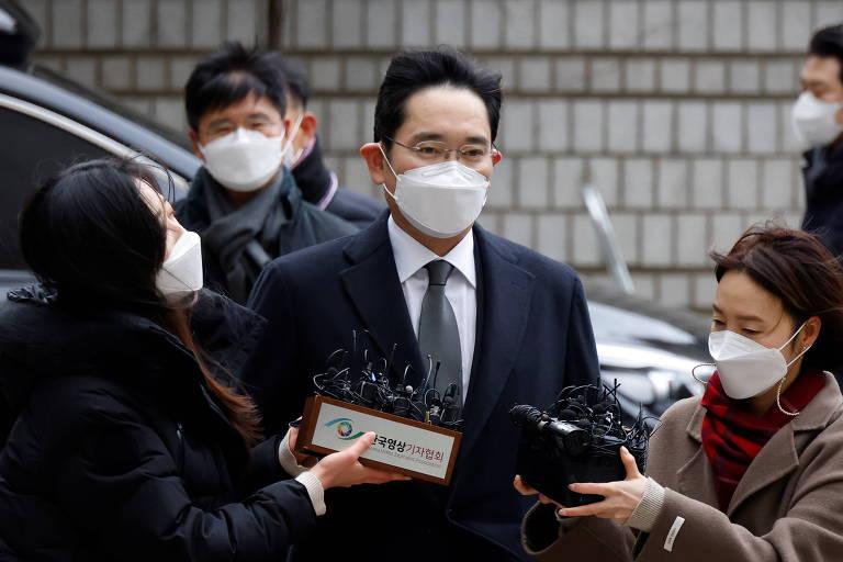 Vice do conselho da Samsung é condenado a 30 meses de prisão por suborno